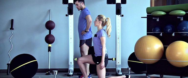 Trening na nogi i pośladki: jak robić wykroki?