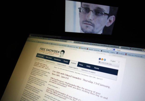 Dw�ch lewicowych polityk�w zg�osi�o kandydatur� Snowdena do Pokojowego Nobla