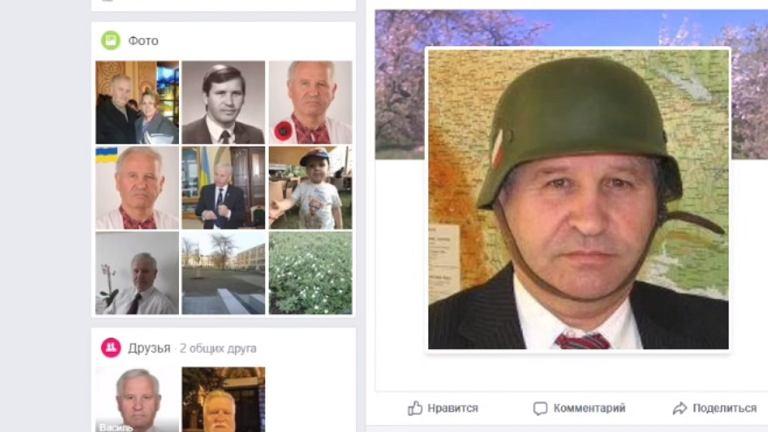 Profil ukraińskiego konsula w Hamburgu Wasilija Maruszczynca