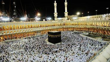 Świątynia Al-Kaba w Mekce