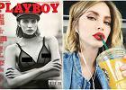 """Koniec z blond króliczkami? Na okładkę francuskiego """"Playboya"""" trafiła mało znana Polka"""