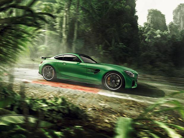 Mercedes-AMG GT R | Ceny w Polsce | Tańszy od głównych rywali