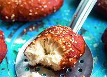 Wegańskie wietnamskie pączki zsezamem - ugotuj