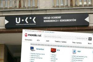 UOKiK przegrywa w sądzie z Morele.net, bo... były nieścisłości w decyzji