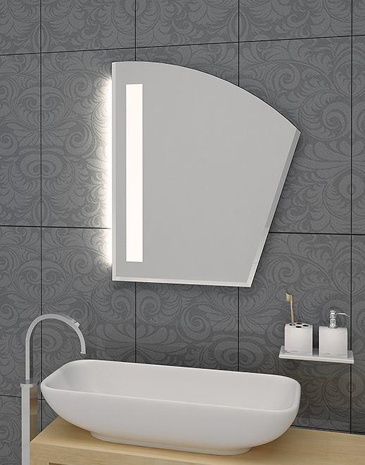 Lustro łazienkowe Dallas LED