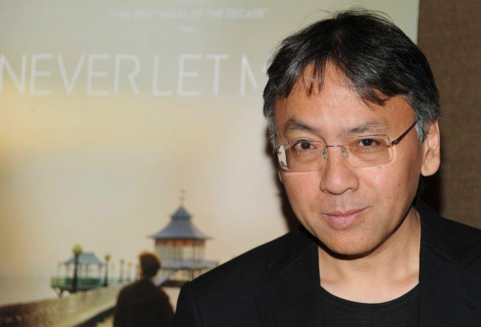 Kazuo Ishiguro - laureat Nagrody Nobla 2017 w dziedzinie literatury