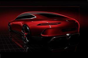 Salon Genewa 2017 | Mercedes-AMG GT Concept | Panamera na celowniku
