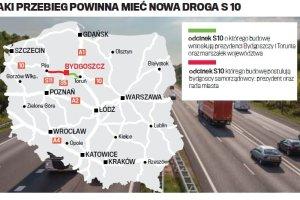 Ekspresowe pojednanie. Bydgoszcz i Toru� razem w sprawie S10