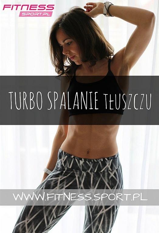Turbo spalanie tkanki tłuszczowej [6 ĆWICZEŃ]