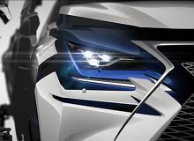 Lexus NX | Już za chwilę premiera