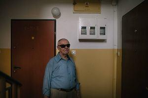 Zarzucili kradzie� pr�du niedowidz�cemu 78-latkowi. Kara - 2,7 tys. z�, zosta�a umorzona