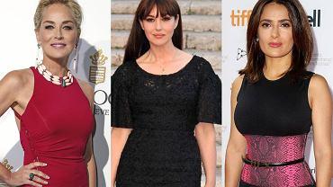 Seksowna Sharon Stone, uwodzicielska Monica Bellucci, nieziemsko piękna Michelle Pfeiffer i inne. Tak je zapamiętaliśmy i ani się obejrzeliśmy, jak w Hollywood pojawiło się nowe pokolenie gwiazd. Dawne gwiazdy jednak nie oddają pola, wciąż pojawiają się w nowych produkcjach, chodzą na imprezy i pozują na ściankach.  Wciąż są piękne. Niniejsza galeria to potwierdza.