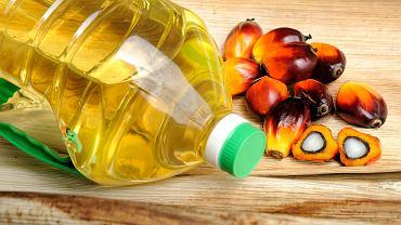 Olej palmowy wytwarzany jest z nasion lub miąższu rośliny zwanej palmą oleistą (znana również pod nazwą olejowca gwinejskiego)