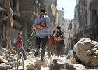 """Putin oferuje Syryjczykom """"bezpieczne strefy"""""""