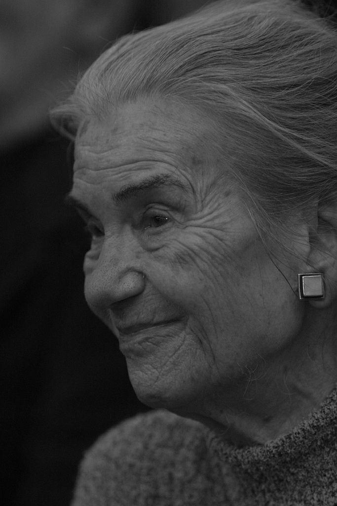 Krystyna Goldbergowa, 2004 r.