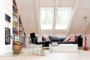 Okna dachowe - jak ich położenie wpływa na aranżację poddasza?