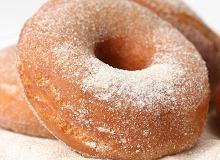 Amerykańskie pączki z dziurką (Doughnuts) - ugotuj