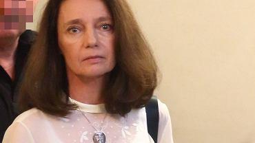 Polska aktorka Barbara Sienkiewicz miała 60 lat, kiedy urodziła bliźnięta