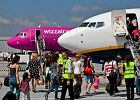 Ryanair i Wizz Air wprowadzają zmiany. W Ryanairze duży bagaż podręczny już nie będzie bezpłatny