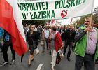 Protest sadowników, domagali się pomocy od rządu