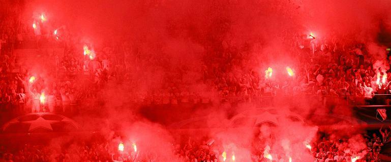 Uff? Ju� wiadomo, za co UEFA zamkn�a stadion Legii. Nie za rasizm