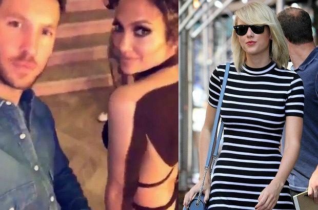 Calvin Harris znalazł pocieszenie po Taylor Swift? Według zagranicznych tabloidów DJ od niedawna spotyka się z... Jennifer Lopez.