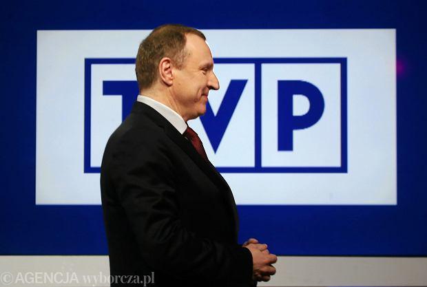2a4c073d3e Programy informacyjne TVP są de facto tubą propagandową rządu