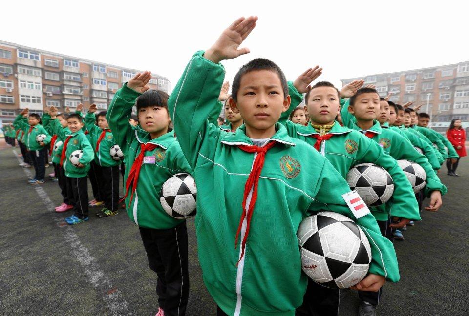 1c5b3f5e0 Kiedy Chiny opanują piłkę nożną