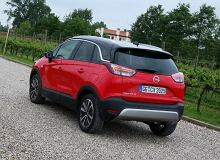 Opel Crossland X   Pierwsza jazda   Lepsza droga