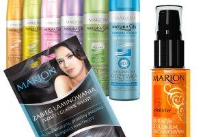 Pi�kne i zdrowe w�osy z kosmetykami Marion