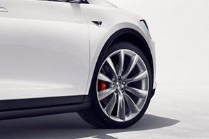 Tesla Model X | Nowe zdj�cia i informacje