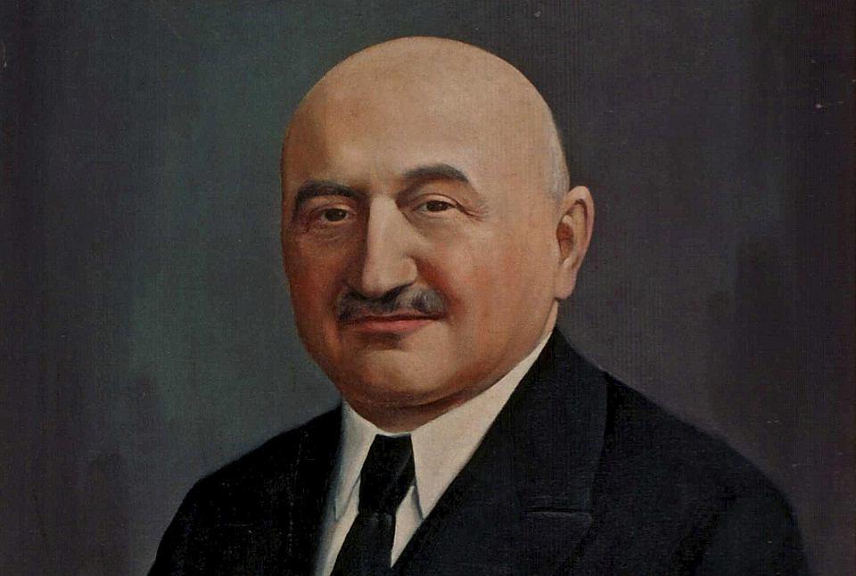Prof. Maurycy Allerhand (1868-1942)