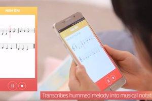 Nucisz do smartfona, a on zmienia to w muzyk�. Nowa aplikacja Samsunga