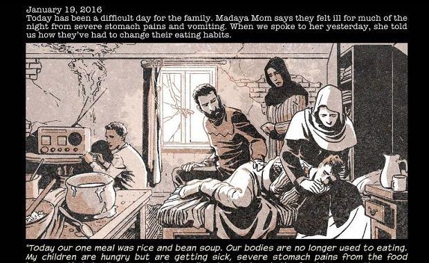 Marvel stworzył nową bohaterkę. Jest nią mama z Syrii
