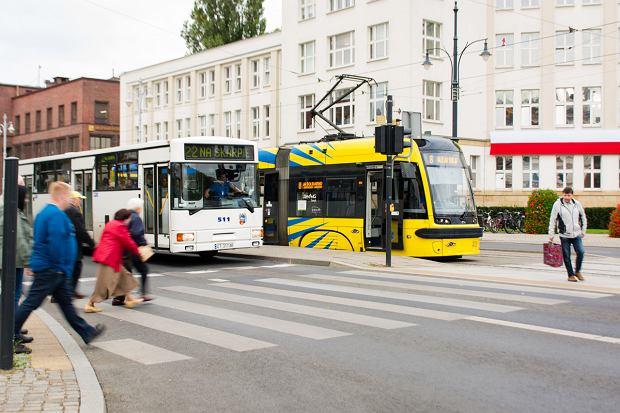 Toruński tramwaj