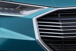 Salon Frankfurt 2015 | Audi e-tron quattro concept | Zapowied� elektrycznego SUV-a