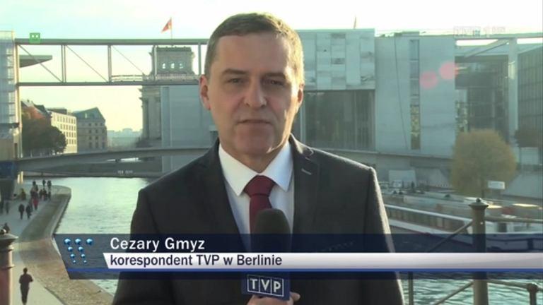 Cezary Gmyz w TVP1
