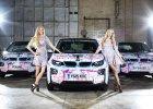 BMW i3 i �wiat mody | Kolorowa sesja