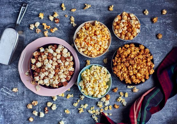 Przepisy na popcorn