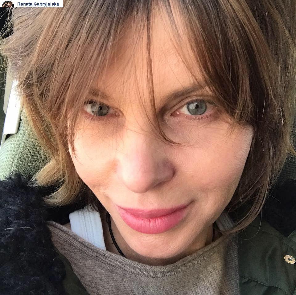 Tak wygląda dziś Renata Gabryjelska! Poznajecie? (ZDJĘCIA