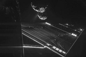 Kolejne niesamowite kosmiczne selfie. Tym razem z bliska