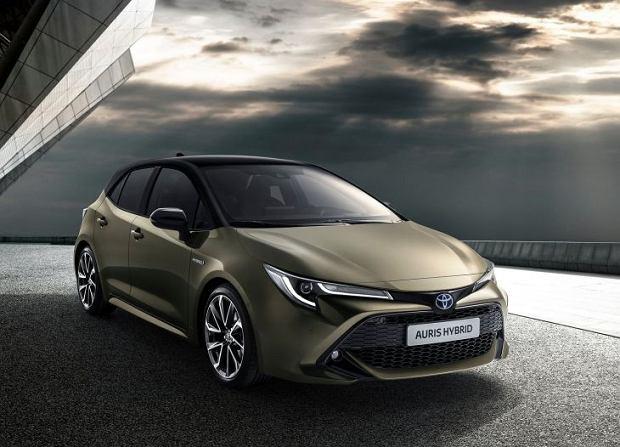 Toyota Auris - trzecia generacja z mocną hybrydą ale bez silnika Diesla?