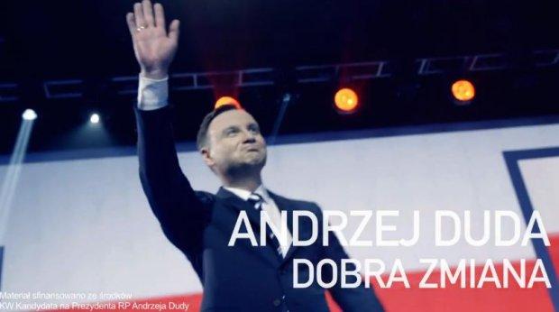 Wybory prezydenckie 2015. Duda prezentuje nowy spot. A PiS domaga si� odwo�ania Karolaka z komitetu poparcia Komorowskiego