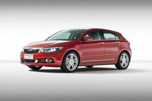 Salon Genewa 2014 | Qoros 3 hatchback