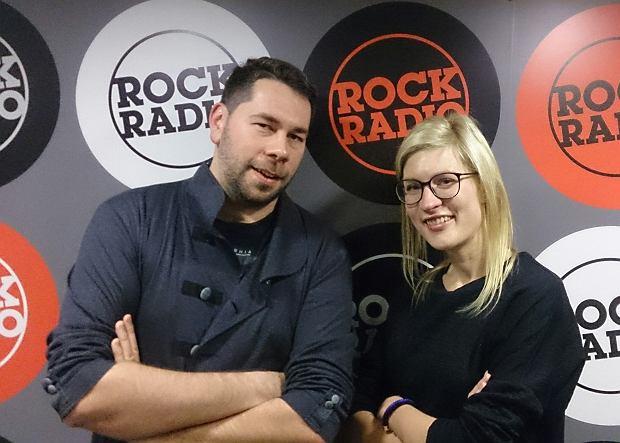 Patrycjusz Tomaszewski i Katarzyna Puzyńska