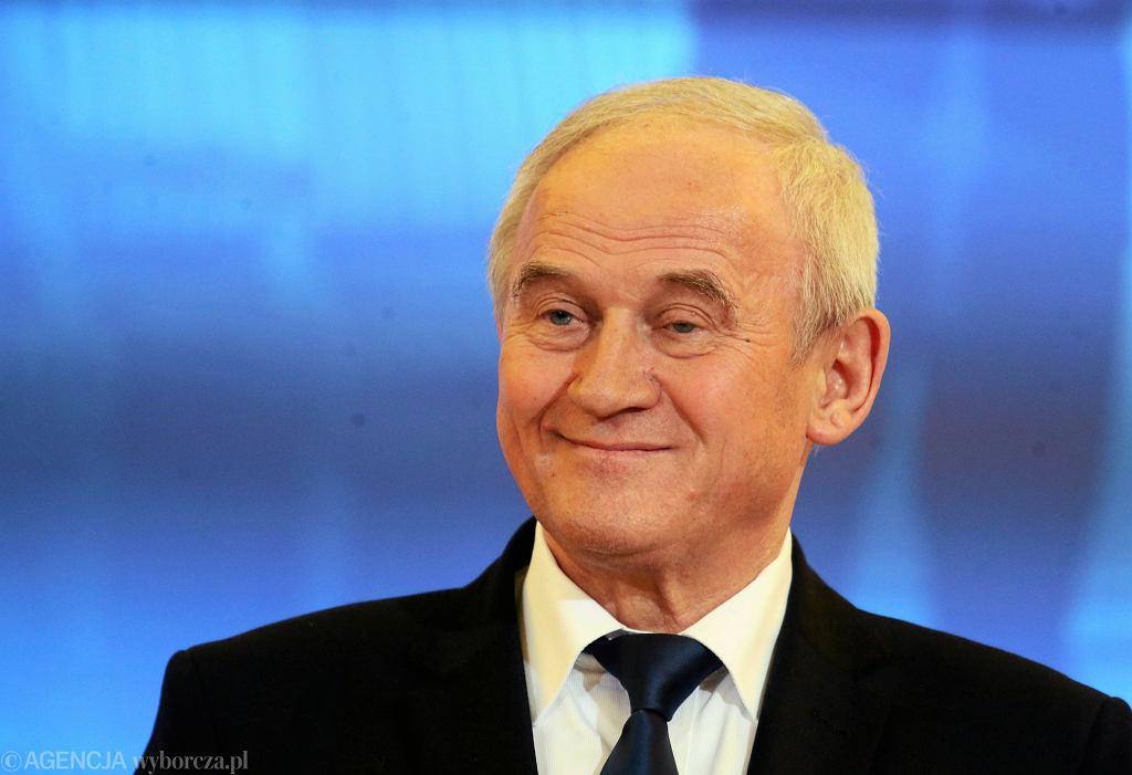 Minister Krzysztof Tchórzewski