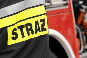 Żrące substancje wyciekły z rafinerii w Gorlicach