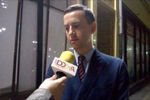 Marcin Ociepa czeka na oficjalne wyniki
