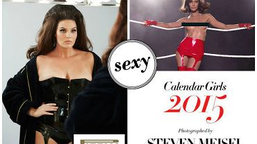 Pirelli Calendar 2015