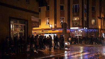 Zamieszki w Ełku. Policja postawiła zarzut zabójstwa Tunezyjczykowi i Algierczykowi